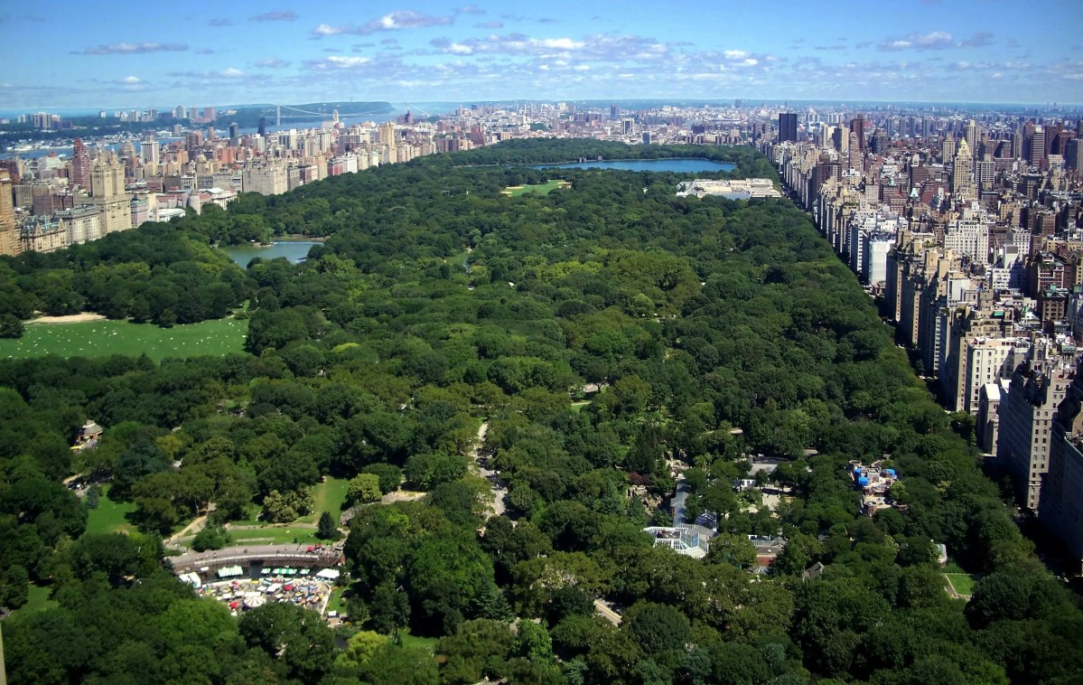 10 Place You Should Visit in Central Park, New York